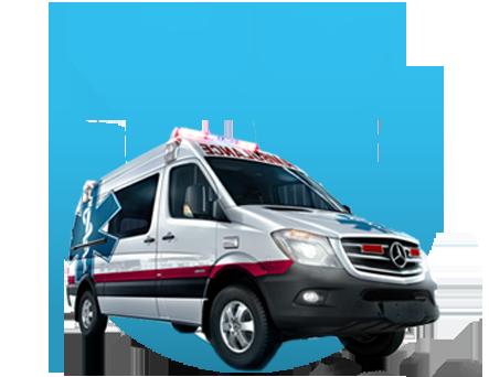 Medical transport Serbia