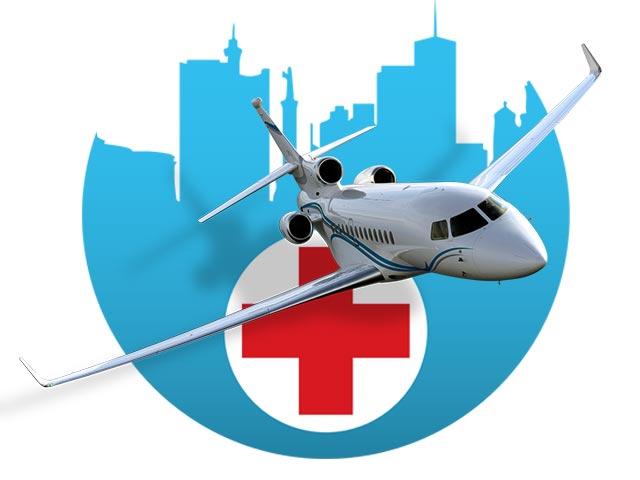 Transport pacijenata avionom