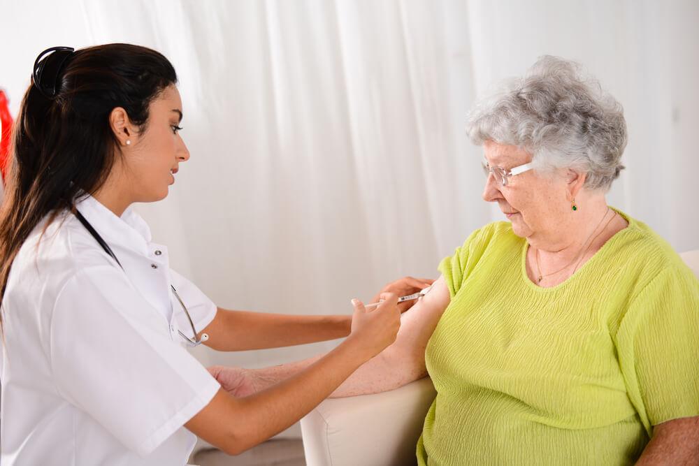 Davanje injekcija kod kuće