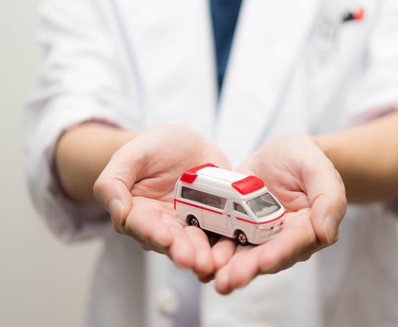 sanitetski prevoz pacijenata